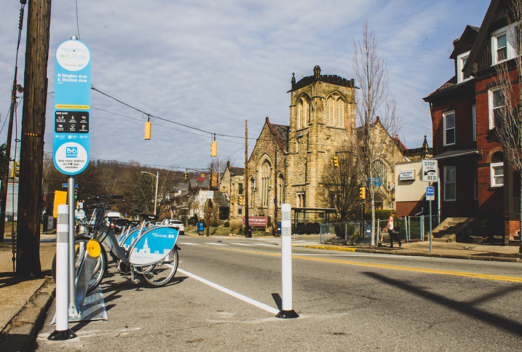 Highland Park |Healthy Ride Pittsburgh